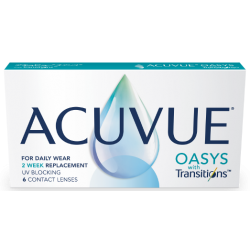 Share ACUVUE® OASYS com...
