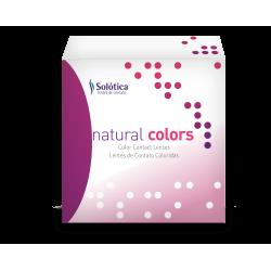 NATURAL COLORS - Solótica