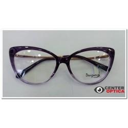 Armação de óculos Designer